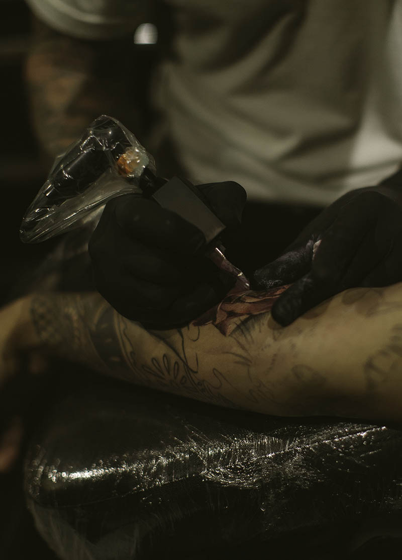 oregon tattoo school
